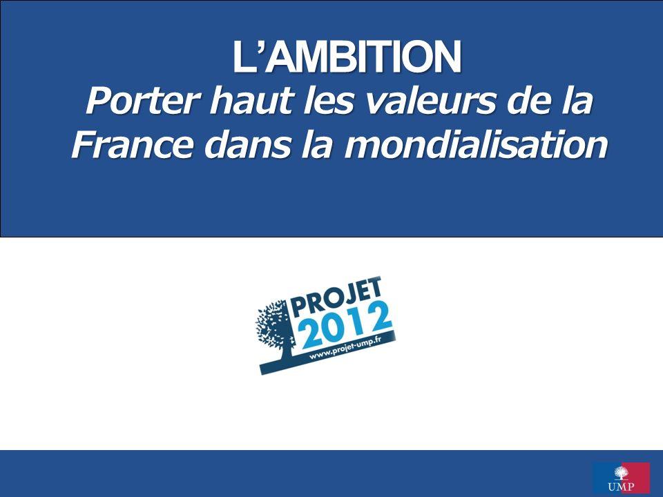 LAMBITION Porter haut les valeurs de la France dans la mondialisation