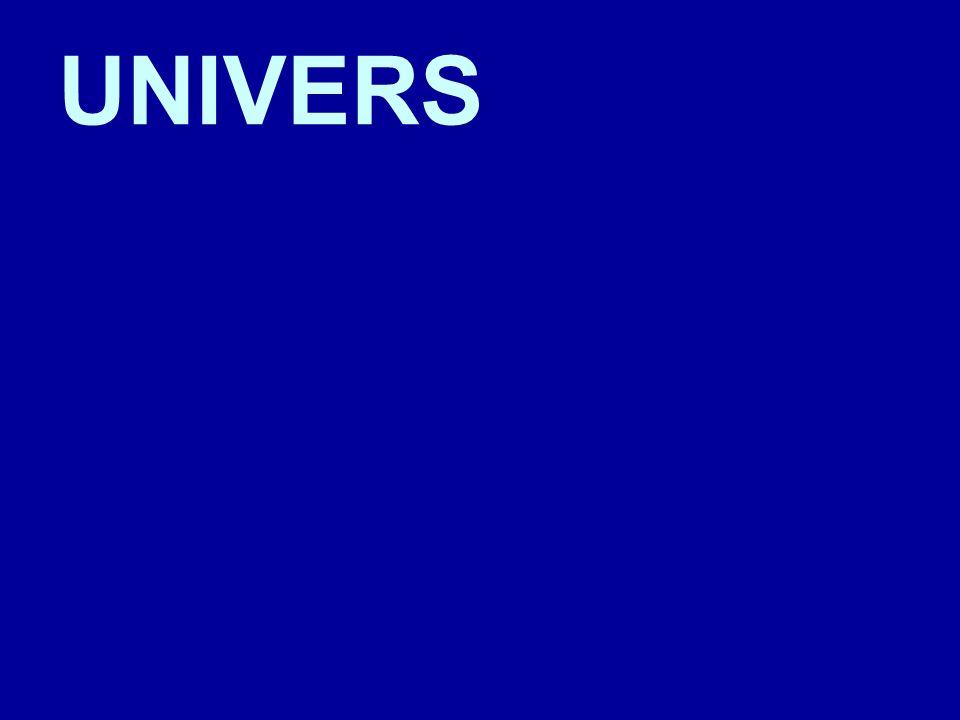PLAN naissance de lunivers : BIG BANG exploration avec des sondes 8 planètes8 planètes dans le système solaire surveillance de la Terre par des satellites des milliards de galaxies naissance des étoiles dans les nébuleuses mort des étoiles exemple : supernova astéroïdes comètes étoiles filantes CONCLUSION