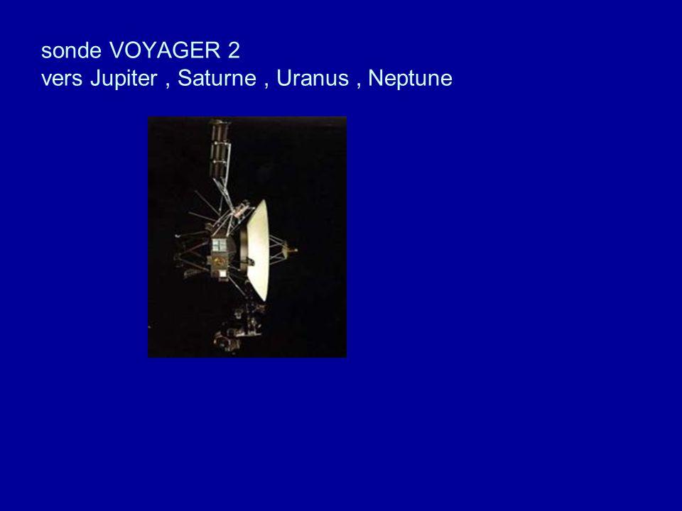 sonde GALILEO en orbite autour de Jupiter ( animation )