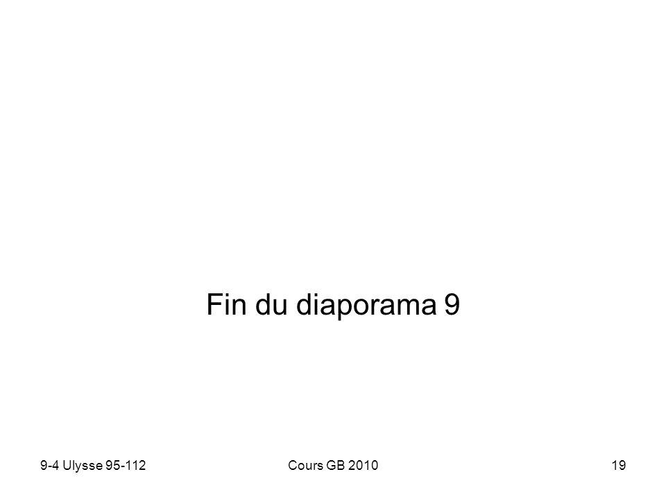 9-4 Ulysse 95-112Cours GB 201019 Fin du diaporama 9