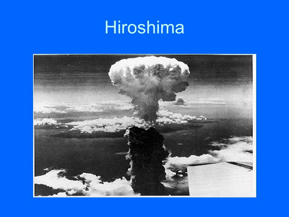 NOMBRE DE MORTS HIROSHIMA : 260000 TCHERNOBYL : 25000+ 200000 invalides EPINAL : 5