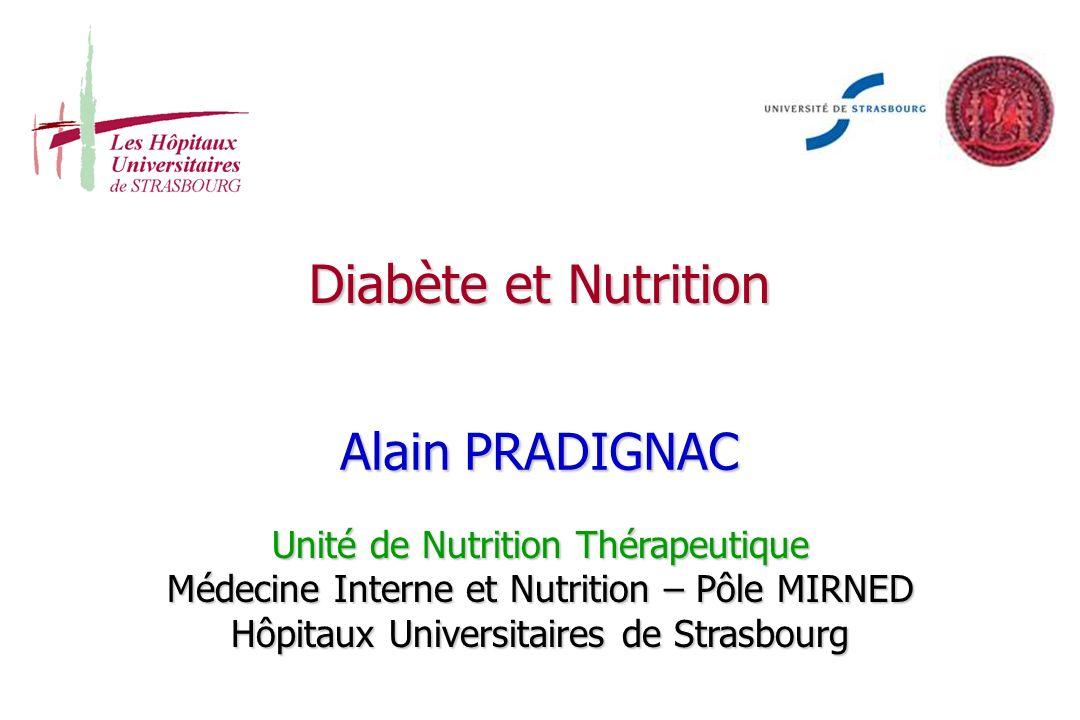 Le contexte Le contexte Données épidémiologiques diabète, obésité diabète, obésité