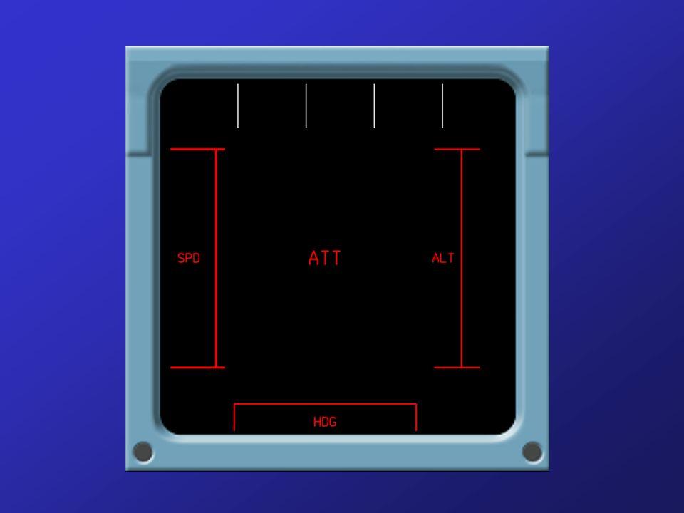 L A320 (1988) (les A318/19/20/21/30/40 en sont extrêmement proches) FCU : Flight Control Unit PFD : Primary Flight Display MCDU : Multi purpose Contro