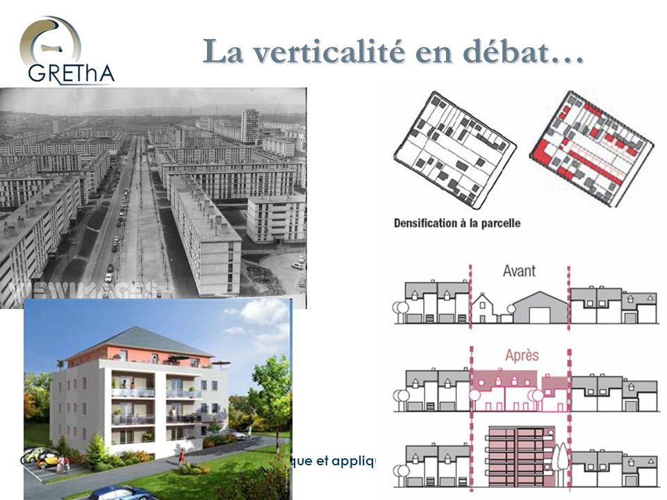 La verticalité en débat…