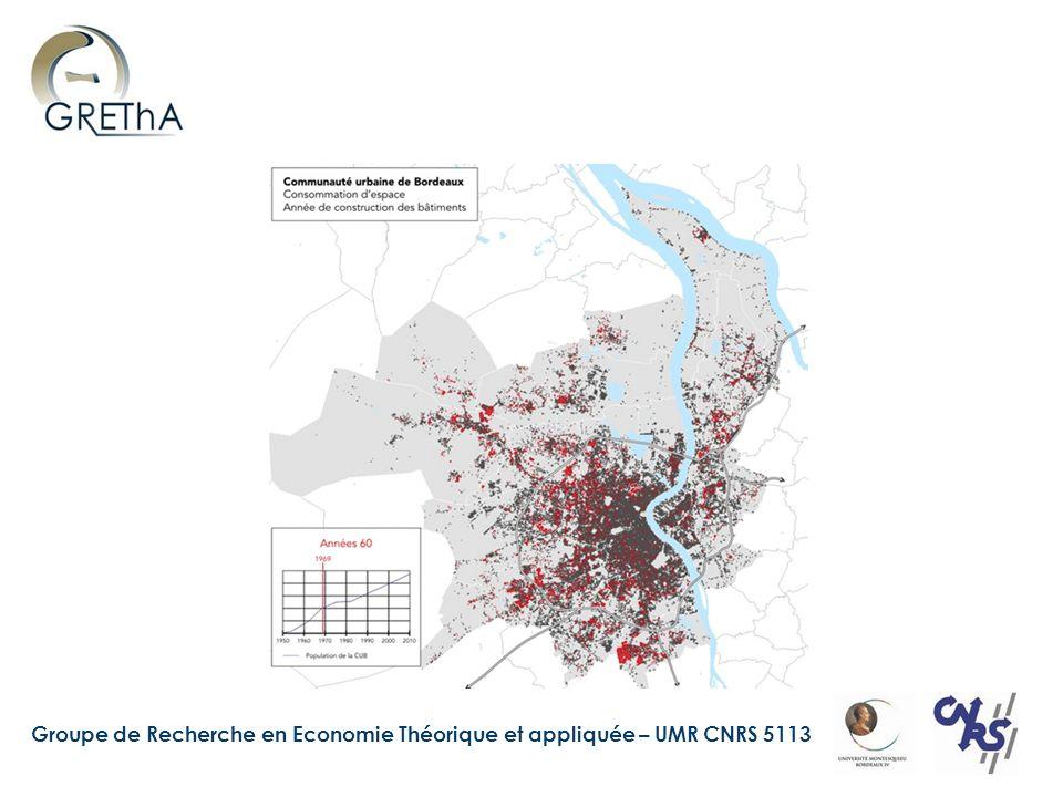 Groupe de Recherche en Economie Théorique et appliquée – UMR CNRS 5113