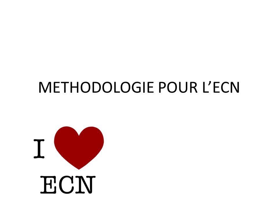 METHODOLOGIE POUR LECN