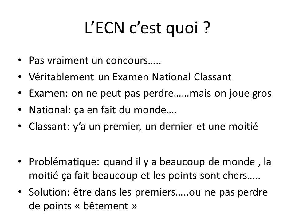 ECN 2014 Les 26, 27 et 28 mai 2014 À Lyon… Vous naurez donc pas droit à La Grande Halle dAuvergne ni à Alpexpo……mais peut-être bien à Eurexpo….