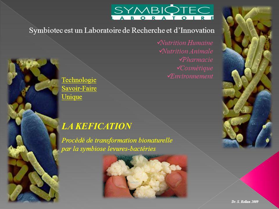 Symbiotec est un Laboratoire de Recherche et dInnovation Nutrition Humaine Nutrition Animale Pharmacie Cosmétique Environnement Technologie Savoir-Fai
