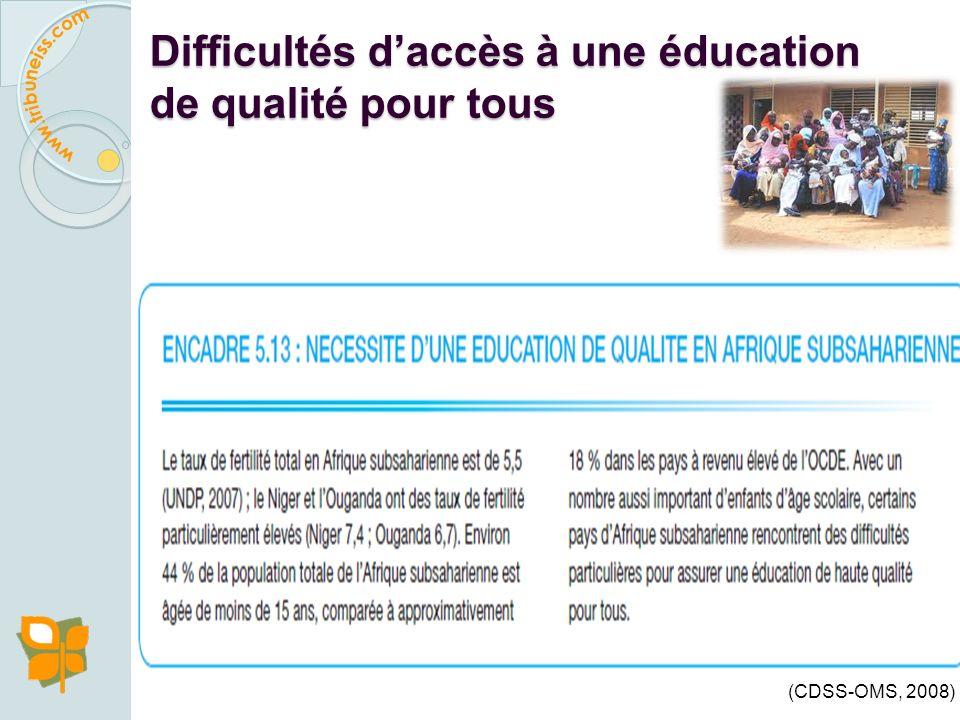 La suppression des frais de scolarité : lexpansion rapide de léducation primaire dans les pays en développement est attribuée en partie à la suppressi