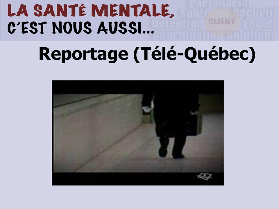 Reportage (Télé-Québec)