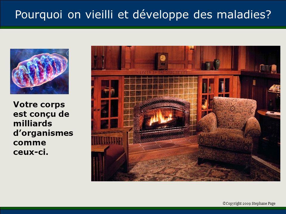 Prévenir lostéoporose ©Copyright 2006 Stephane Page Le calcium ne doit pas être le seul élément nutritif consommé.