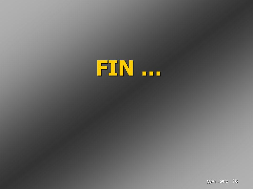 @JPT – 2012 18 FIN …
