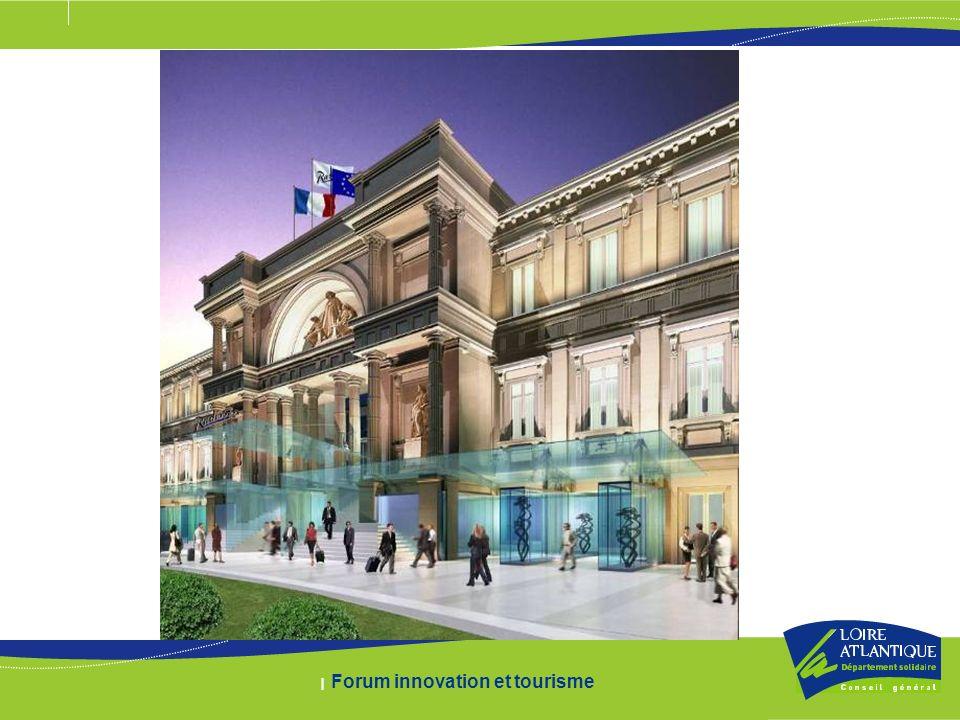 | Forum innovation et tourisme La Mutation du quartier