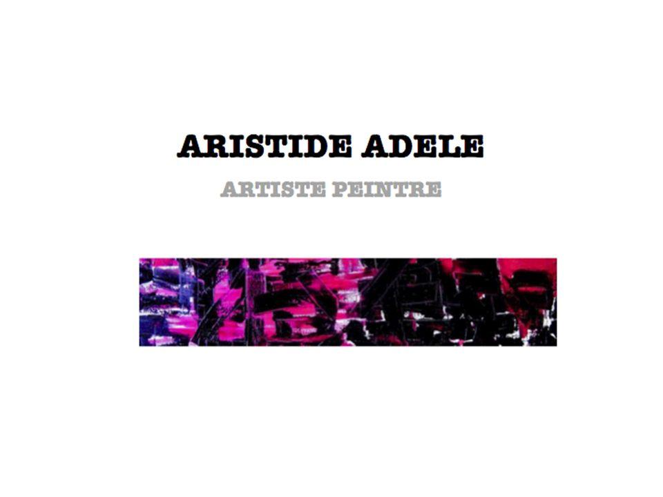 Née dans les années 60 à Paris, et originaire de la Caraïbe, Aristide Adèle se passionne dès lenfance pour la peinture, quelle découvre grâce à son père Mon père a été une source dinspiration fondamentale confie-t-elle.