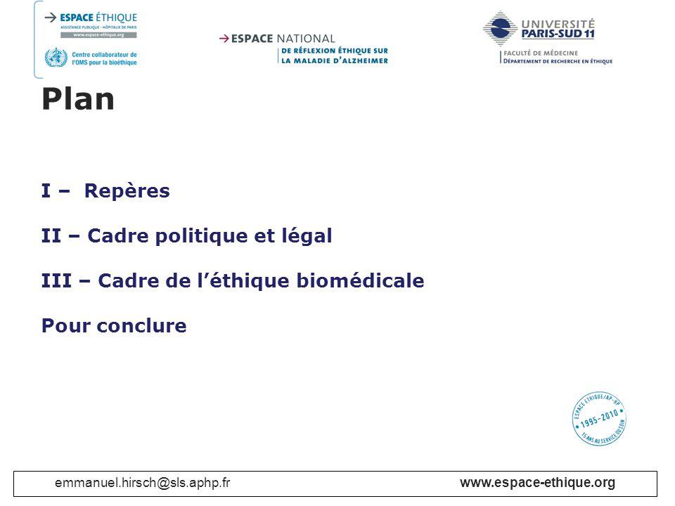 www.espace-ethique.org B.Droits des personnes concernées Article 6.