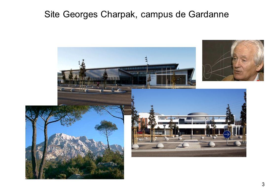 3 Site Georges Charpak, campus de Gardanne