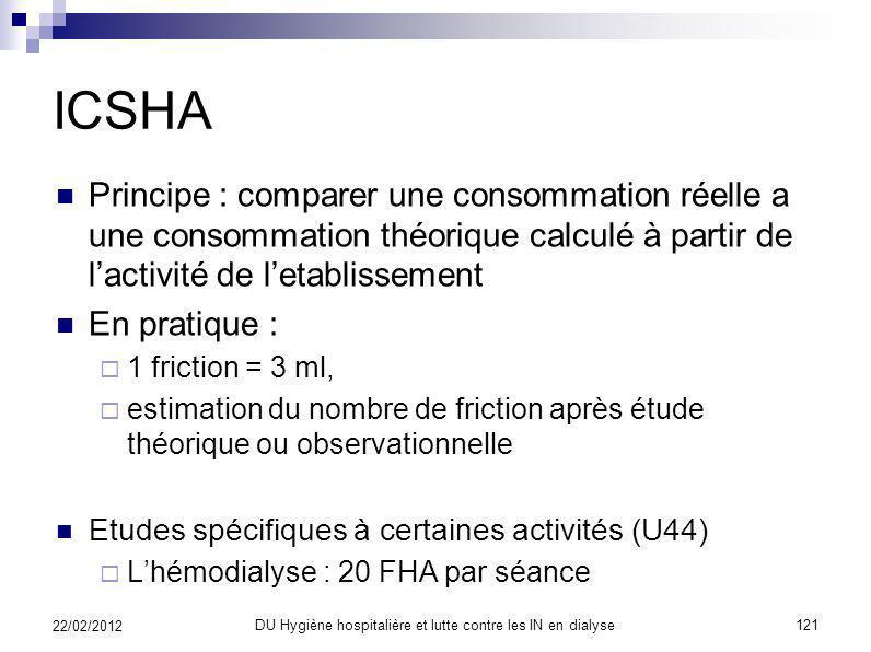 Les nouveaux indicateurs ICALIN V2 2011 ICSHA V2 2010 ICALISO ou ICA-CHIR 2011 Taux triennal de SARM ICAL-BMR ICA Hémodialyse 2011 ICATB V2 en 2012 Sc