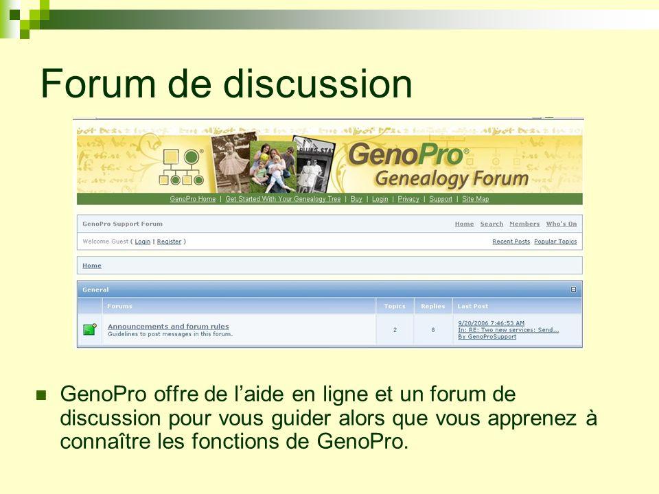 Utilités Le logiciel GenoPro peut être utile aux généalogistes, aux psychologues, aux professionnels de la santé, aux enseignants, aux étudiants et à de nombreuses autres personnes.