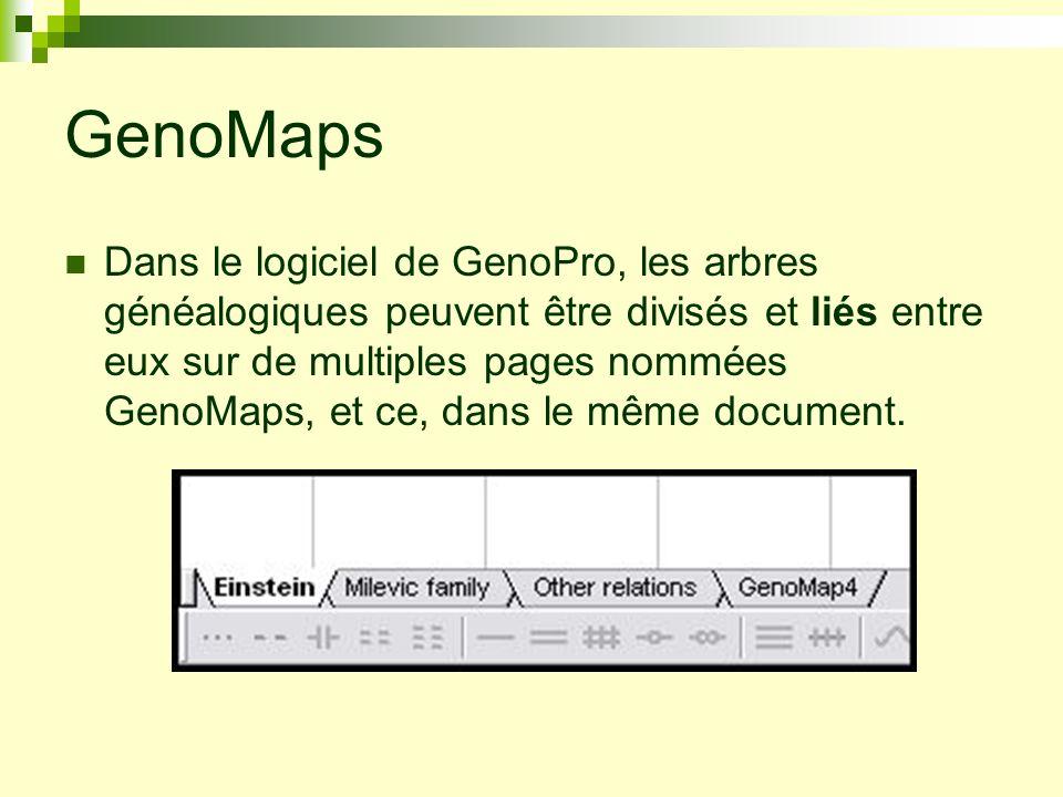 Générateur de rapport GenoPro vous permet de générer des rapports narratifs renfermant des photos à partir des données que vous avez entrées.