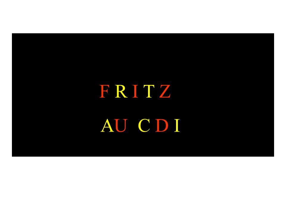 F R I T Z AU C D I