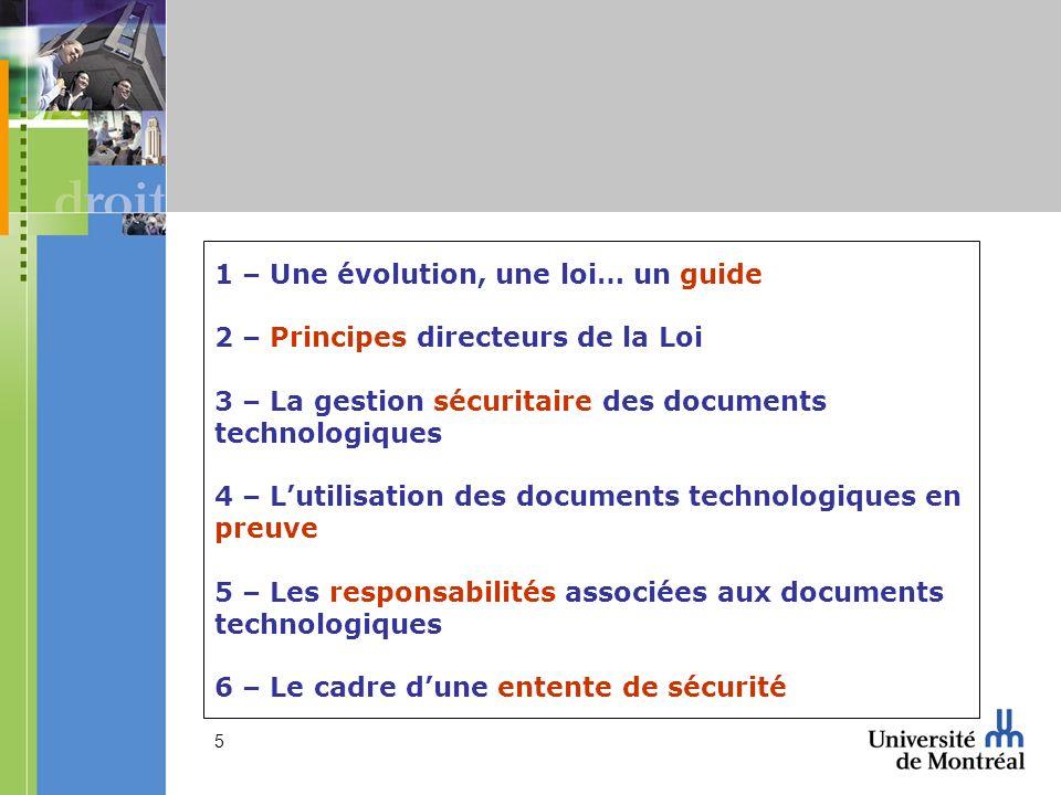 66 Claude FABIEN, La preuve par document technologique, (2004) 38 Thémis 535.