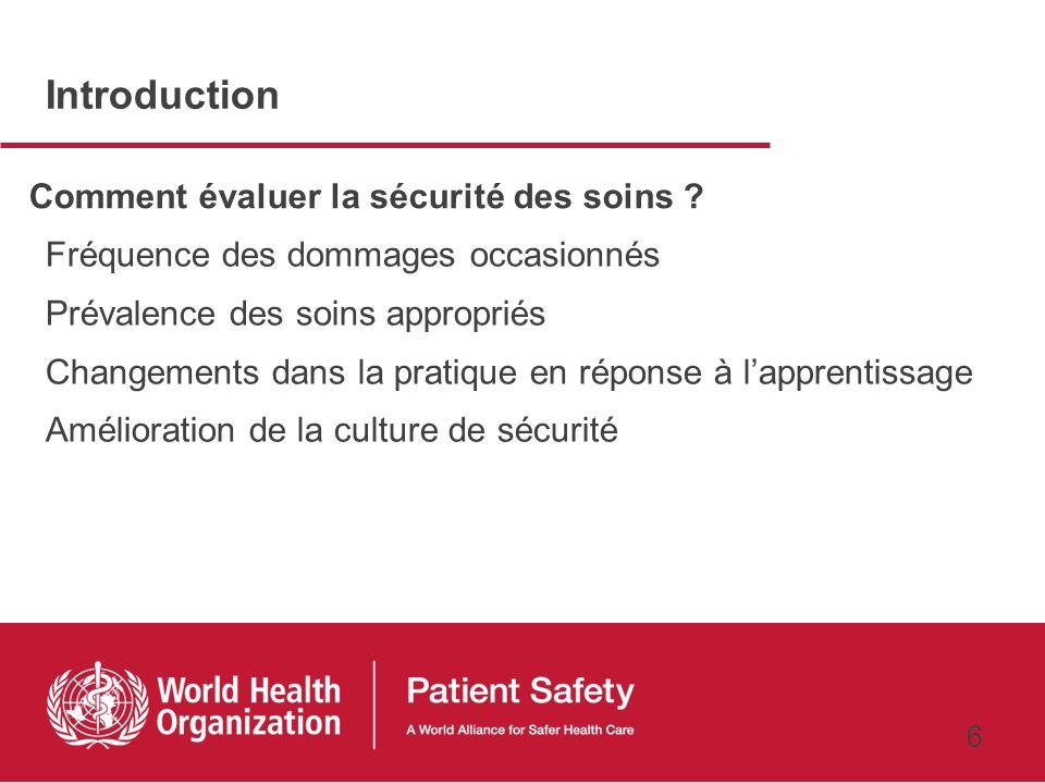 5 5. Quels sont les aspects importants de la culture de sécurité des soins ? a.Le travail d'équipe b.La capacité à parler franchement des sujets délic