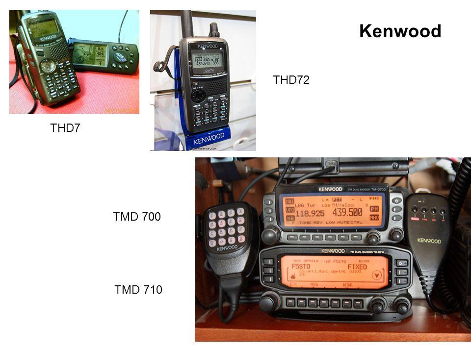 Kenwood THD7 THD72 TMD 700 TMD 710