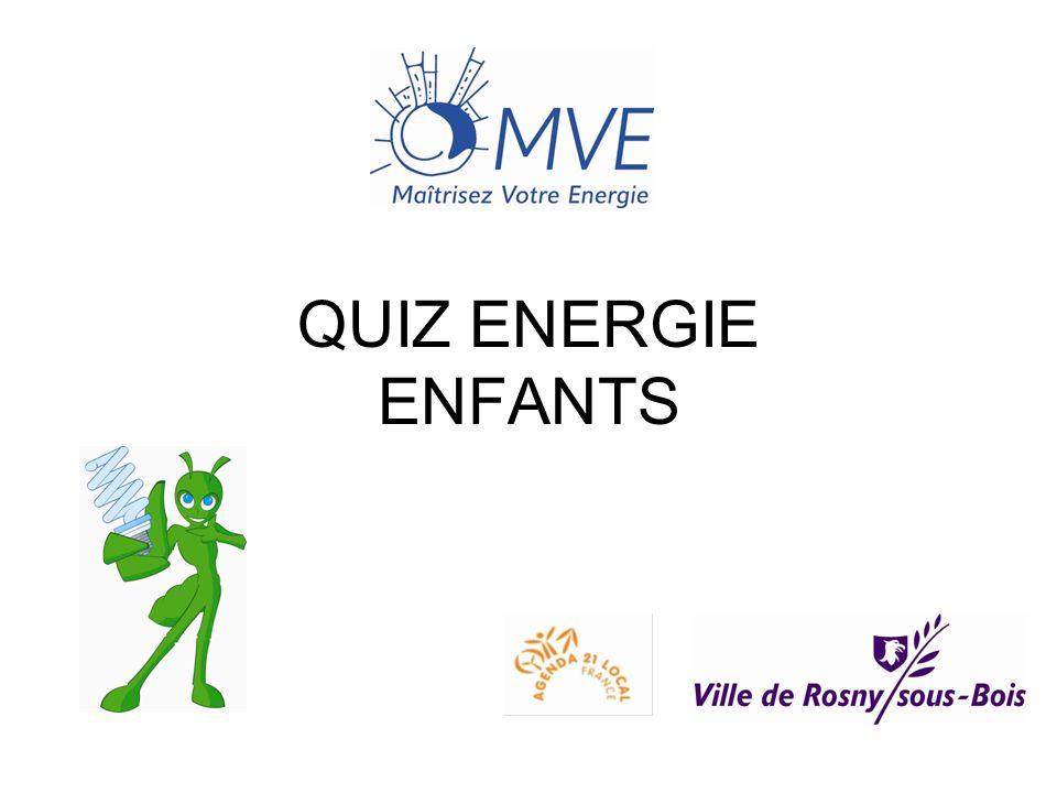 QUIZ ENERGIE ENFANTS
