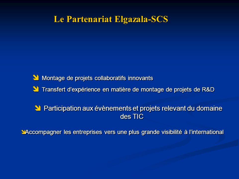 Montage de projets collaboratifs innovants Montage de projets collaboratifs innovants Transfert dexpérience en matière de montage de projets de R&D Tr