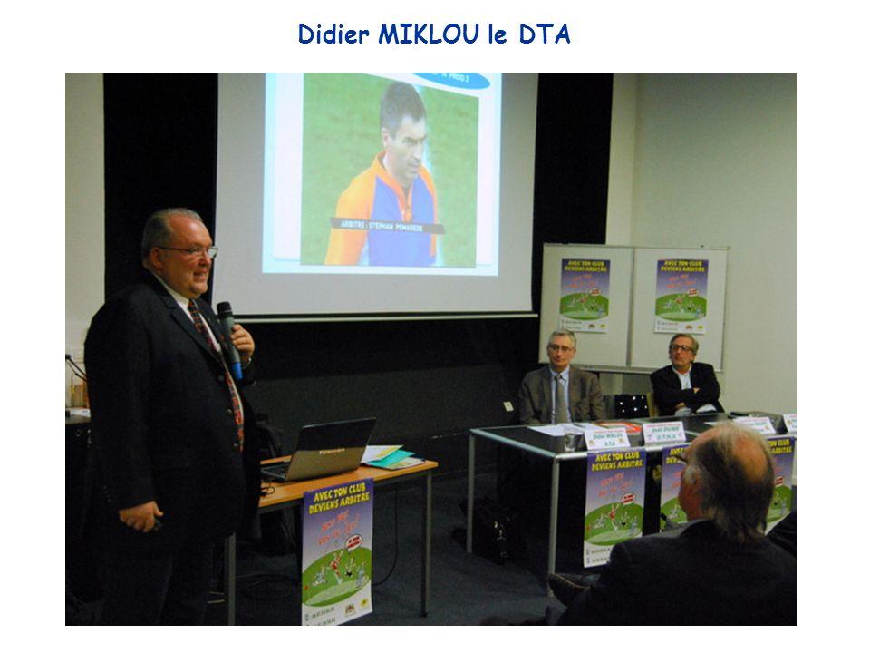 Didier MIKLOU le DTA