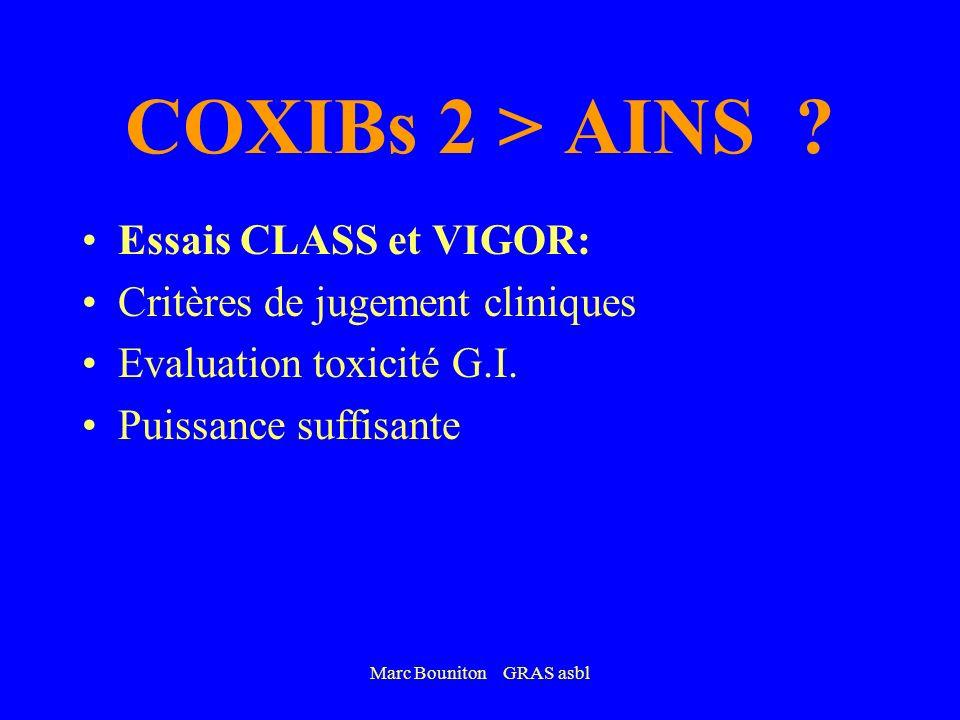 Marc Bouniton GRAS asbl COMMENT VENDRE PLUS DE MEDICAMENTS ? En dramatisant les risques d'une maladie: p.ex. varicelle, hépatite A En augmentant le no