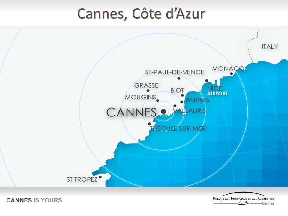 Cannes, Côte dAzur
