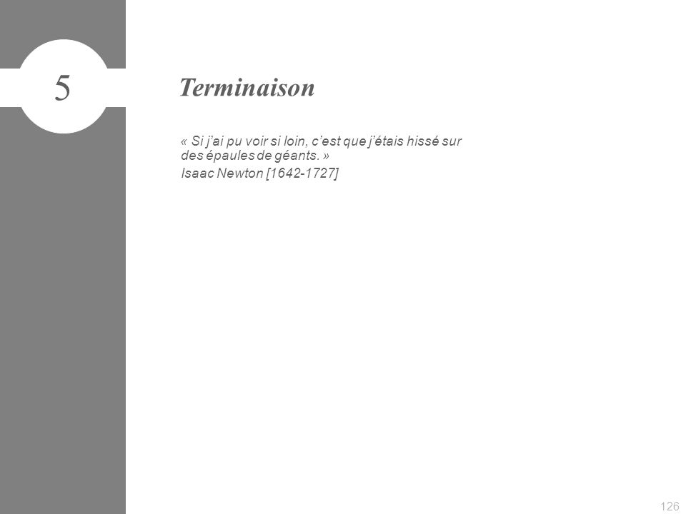 127 AlbaSim ::: | Project Management Game | ::: Contenu Types de terminaison Processus de terminaison Le rapport de fin de projet Sources: J.