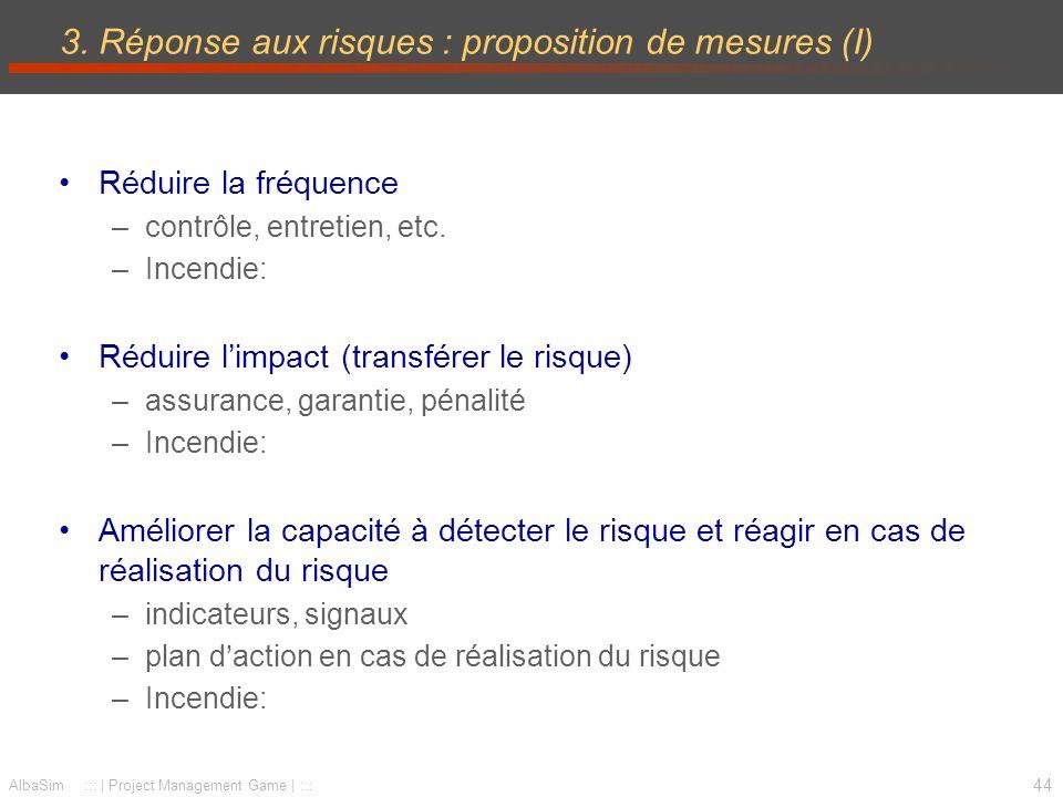 45 AlbaSim ::: | Project Management Game | ::: 3.
