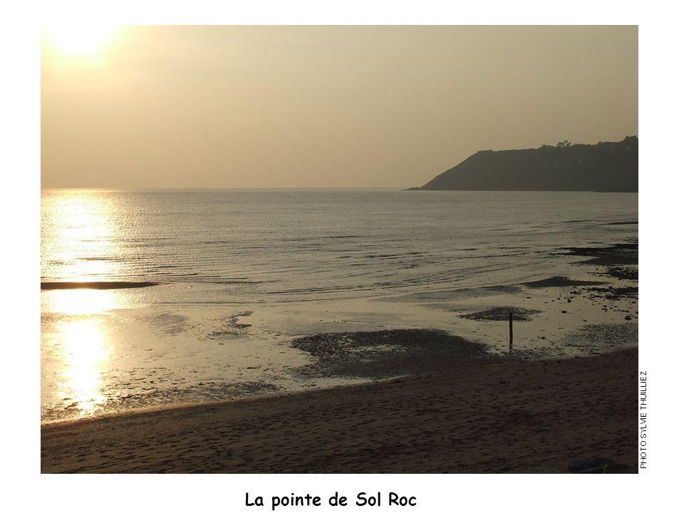 PHOTO SYLVIE THUILLIEZ La pointe de Sol Roc