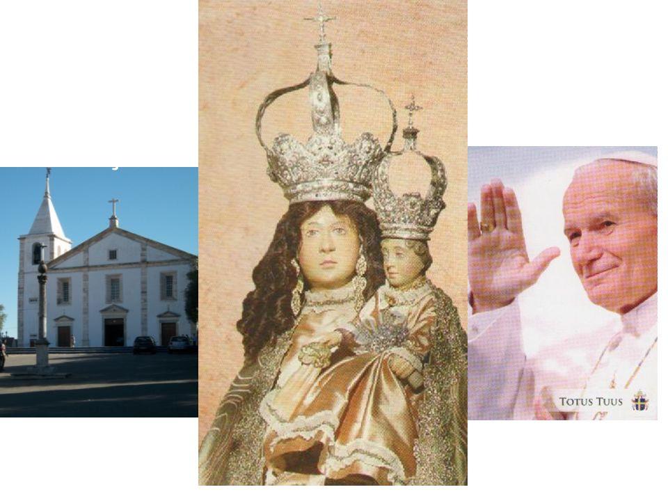 02/12/2011 Dimanche 25 septembre Le matin Vila Viçosa Notre –Dame de la Conception