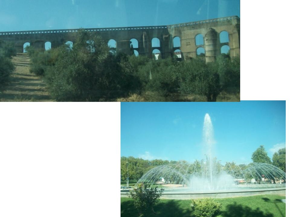 Elvas son aqueduc