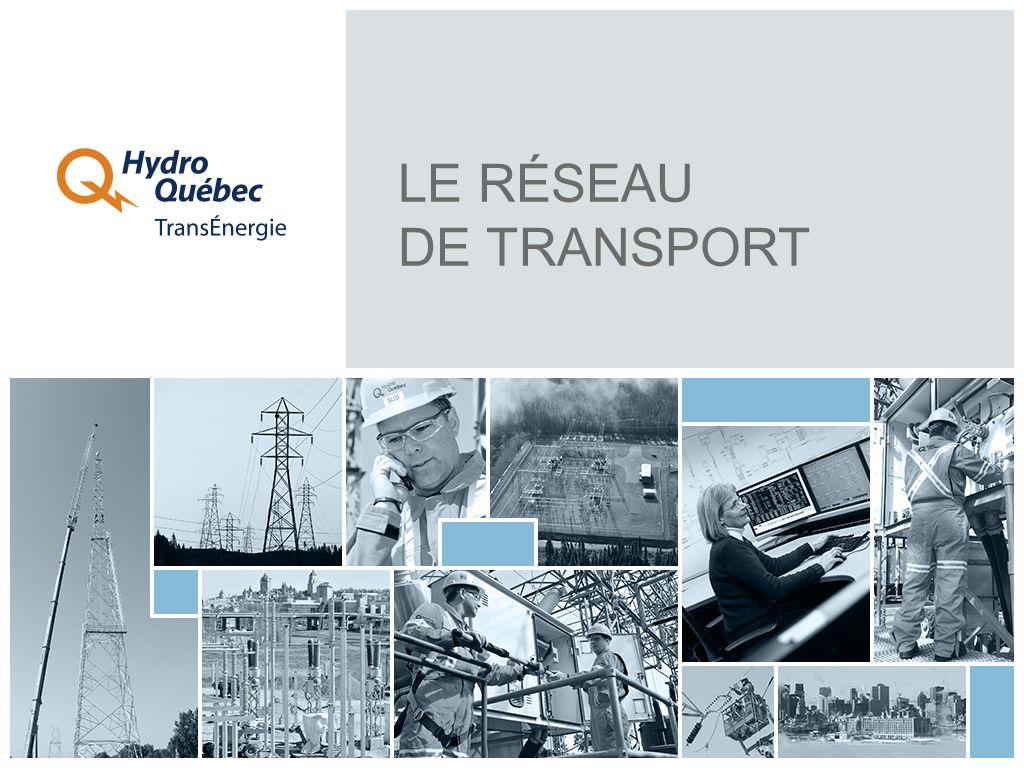 LE RÉSEAU DE TRANSPORT