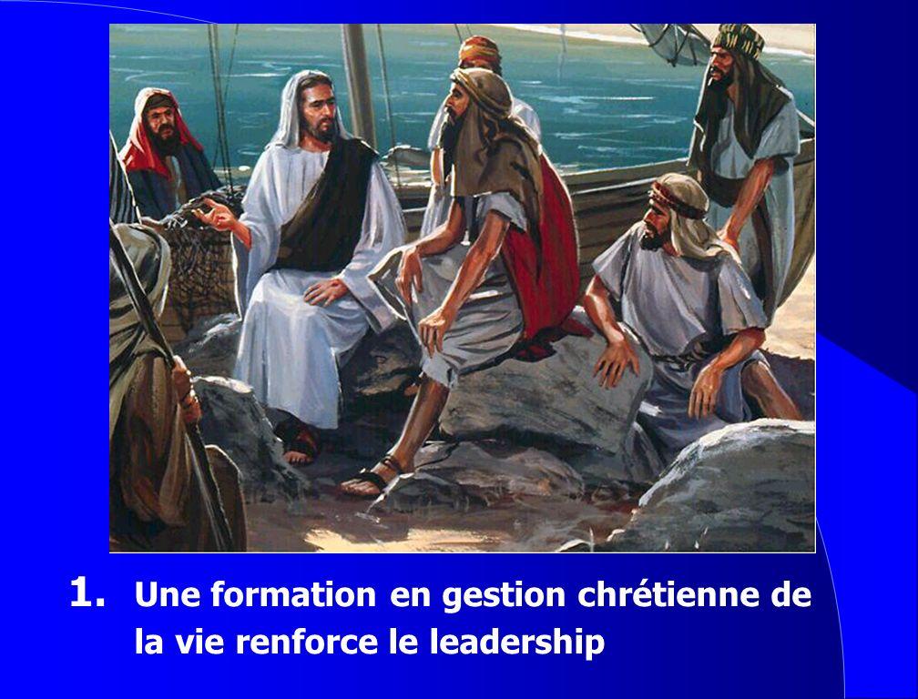 Une véritable gestion chrétienne de la vie selon la Bible pourvoit à tous les besoins