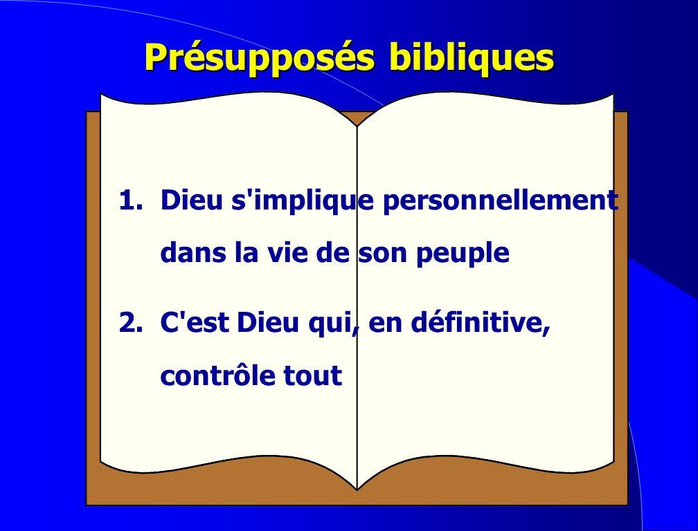 Présuposés Bibliques G.C.V.G.C.V.