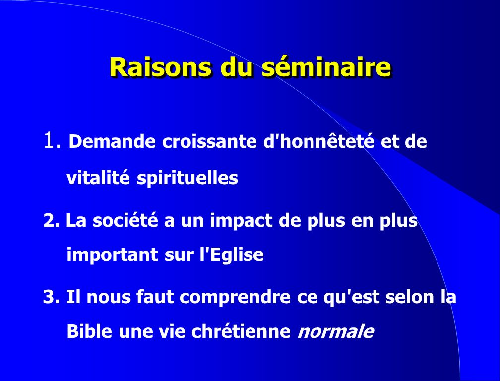 Bases Bibliques de la Gestion Chrétienne de la Vie G.C.V.G.C.V. Écrit par Ben Maxson Conférence Générale des Adventistes du Septième Jour