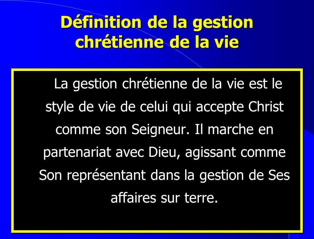 8. Le Saint Esprit est un représentant actif du Seigneur 9.Nous recevons le Saint Esprit par la foi 10.En Christ, nous pouvons faire tout ce quIl nous