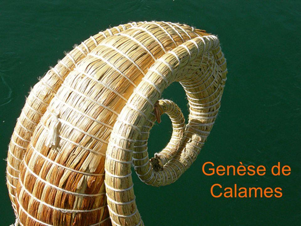Calames – Ecole des chartes 4 Genèse de Calames