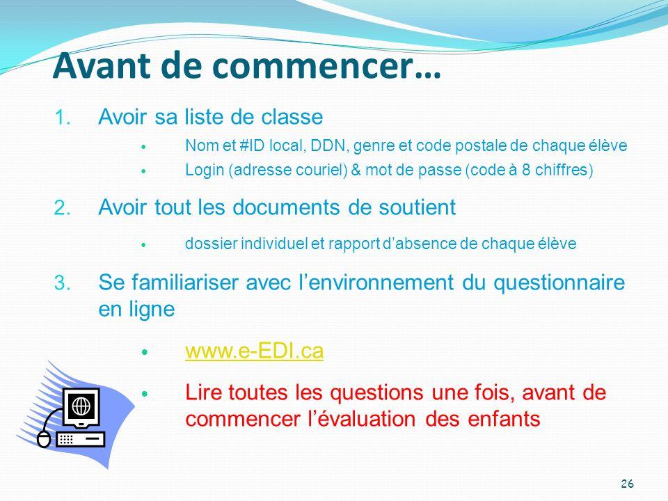 Ouverture de session Adresse courriel de lenseignant(e) Choisir la langue du site Inscrire le mot de passe qui vous a été fourni 27