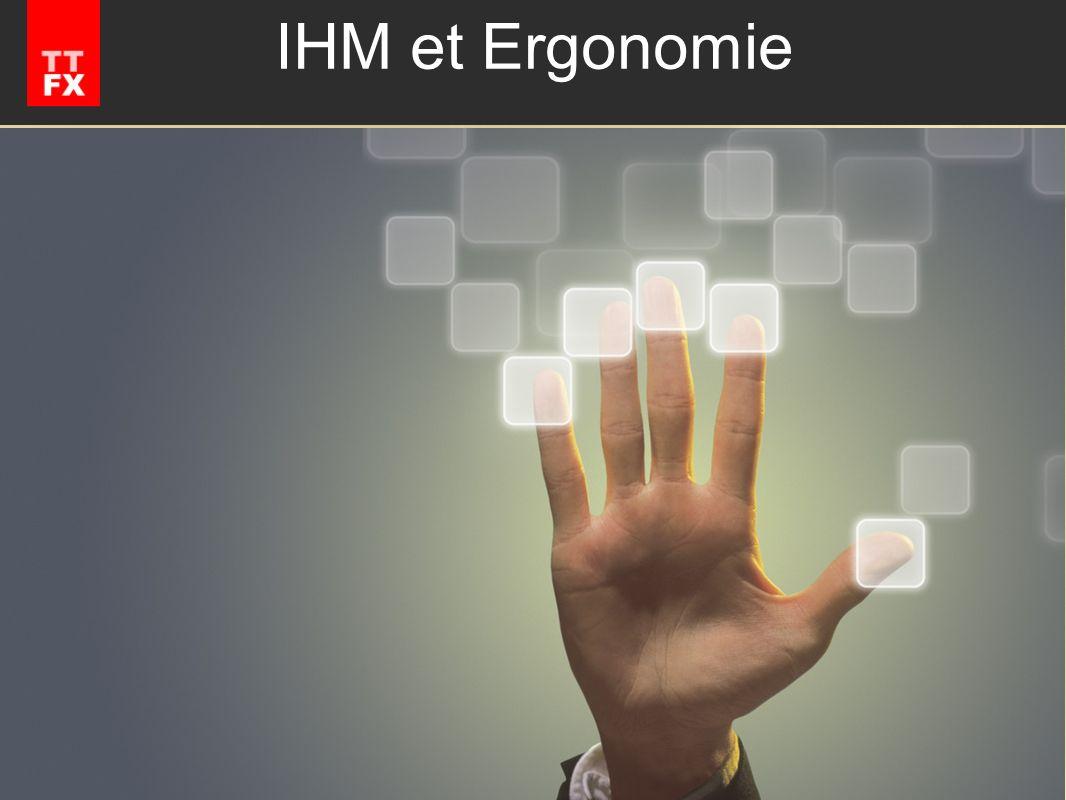 IHM et Ergonomie