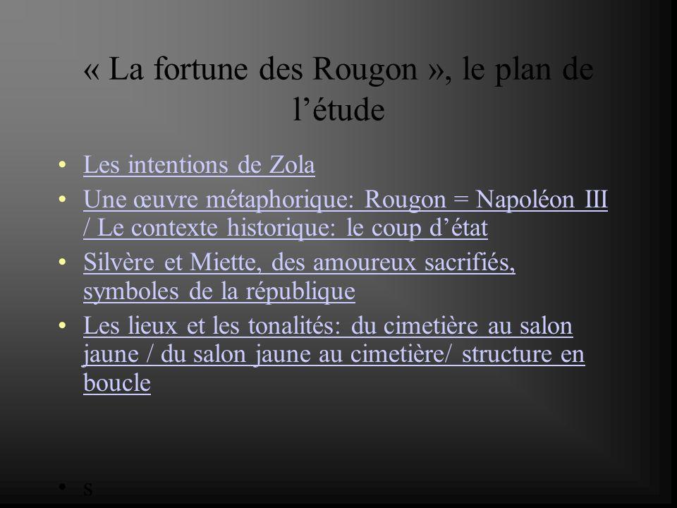 Silvère et Miette, des amoureux sacrifiés pour lidéal républicain 3.
