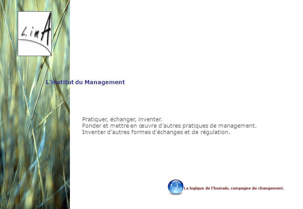 LimA 2004 1.0 - Page 2 Préambule3 Nos domaines dintervention4 Dautre standards dintervention5 MANAGGIO Accompagnement du changement et ingénierie de linformation 6 Carrefours Managers ISO Moniteur7 EDRP, Les outils système des Managers BIOTHECA8 ITINÉRAIRES Managers9 SÉMINAIRES Managers10 INTERACTIVE Professionnalisation des Équipes 11 Livret daccueil WELCOM12 Intervenants13 Nos sites en ligne14 Références15 Coordonnées16 SOMMAIRE