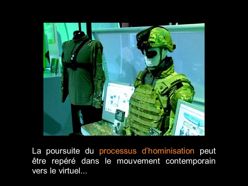 « En dénouant ce qui nétait quici et maintenant, la virtualisation ouvre de nouveaux espaces, dautres vitesses.