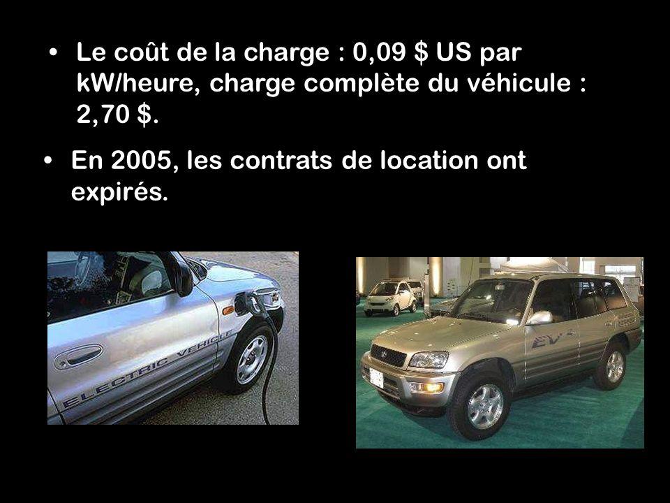 Ce 4 x 4 électrique, un produit de haute technicité, est très apprécié, par ses utilisateurs, depuis 1997. 2003 RAV4-EVEn 2003, Toyota a décidé de déb