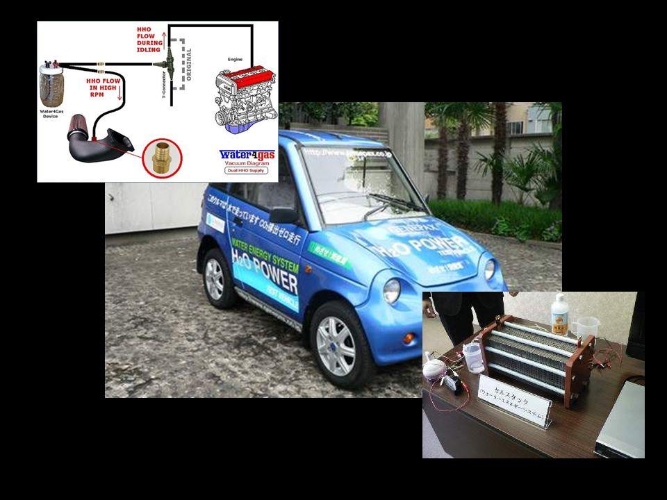 L'an passé, il a été présenté au public Genepax, un prototype en cours d'exécution fonctionnant avec la vapeur d'eau. Oui, vous avez bien lu, cette vo